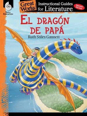 cover image of El dragon de papa: Instructional Guides for Literature