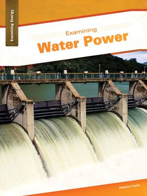 cover image of Examining Water Power