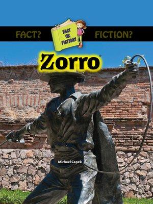 cover image of Zorro