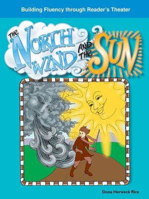 cover image of The North Wind and the Sun