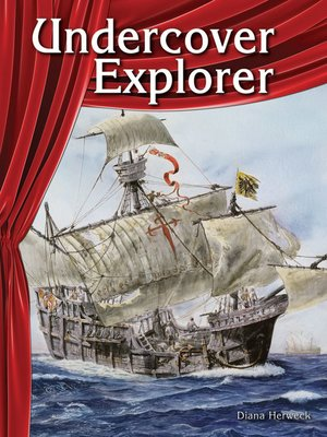 cover image of Undercover Explorer