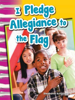 cover image of I Pledge Allegiance to the Flag