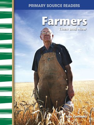 cover image of Farmers: Then and Now