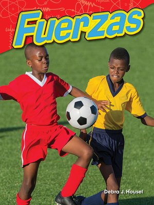 cover image of Fuerzas