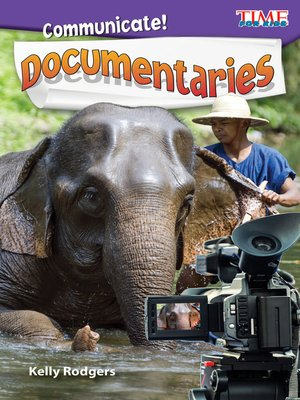 cover image of Communicate! Documentaries