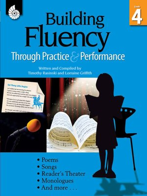 cover image of Building Fluency Through Practice & Performance Grade 4