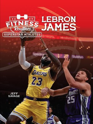 cover image of Fitness Routines of the LeBron James