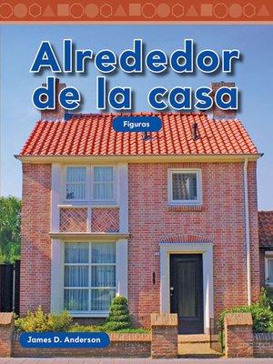 cover image of Alrededor de la casa: Figuras