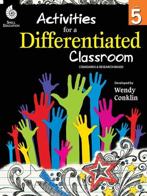 cover image of Activities for a Differentiated Classroom Level 5