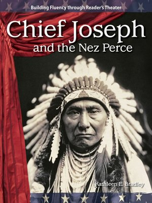 cover image of Chief Joseph and the Nez Perce
