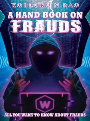 cover image of A Hand Book on Frauds