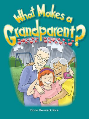cover image of What Makes a Grandparent?