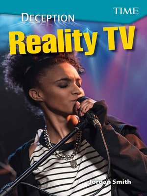 cover image of Deception Reality TV