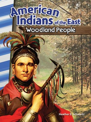 cover image of American Indians of the East: Woodland People