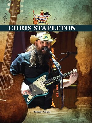 cover image of Chris Stapleton
