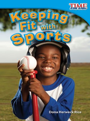 cover image of Keeping Fit with Sports