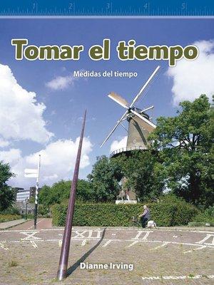 cover image of Tomar el tiempo