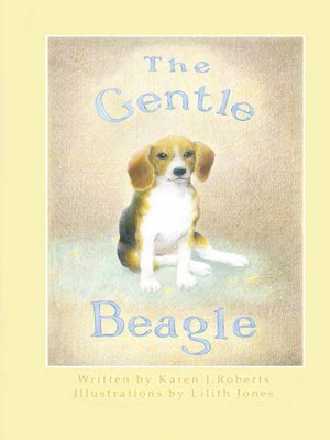 cover image of The Gentle Beagle