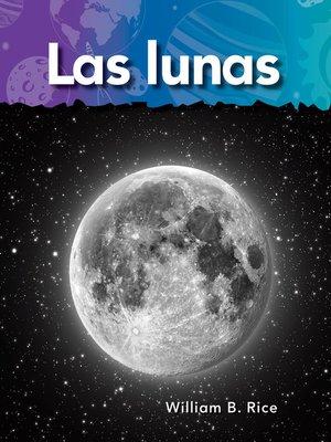 cover image of Las lunas