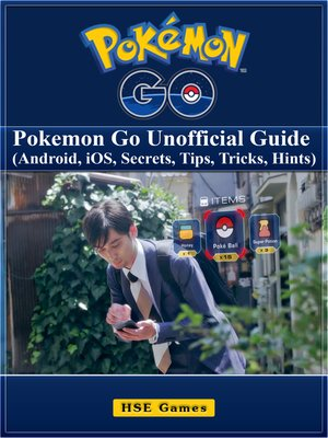 cover image of Pokemon Go Unofficial Guide