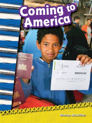 cover image of Coming to America