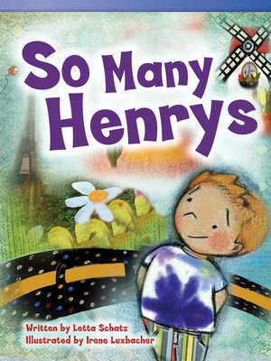 cover image of So Many Henrys