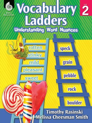 cover image of Vocabulary Ladders: Understanding Word Nuances Level 2