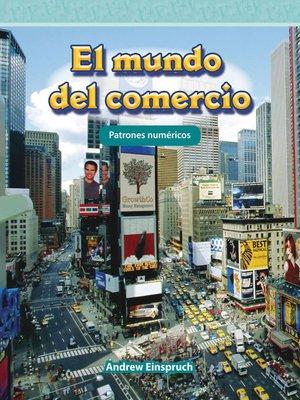 cover image of El mundo del comercio