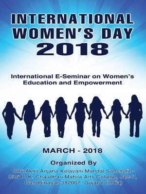 cover image of International Women's Day-2018
