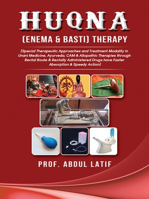 cover image of Huqna (Enema & Basti) Therapy