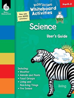 cover image of Interactive Whiteboard Activities: Science
