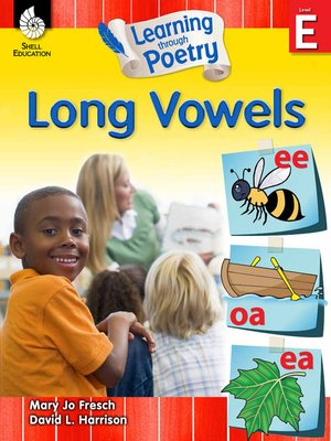 cover image of Learning through Poetry: Long Vowels Level E
