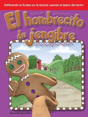 cover image of El hombrecito de jengibre
