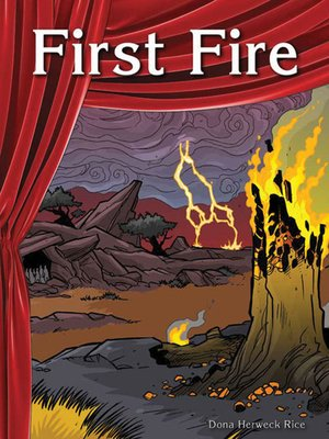 cover image of First Fire