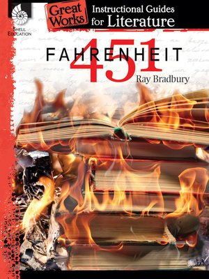 cover image of Fahrenheit 451: Instructional Guides for Literature