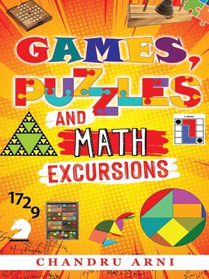 cover image of Games, Puzzles and Math Excursions