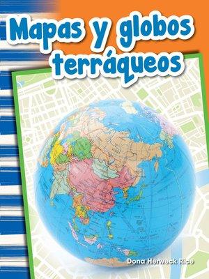 cover image of Mapas y globos terráqueos