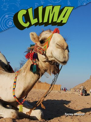 cover image of Clima