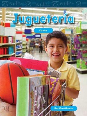 cover image of Juguetería: Contar
