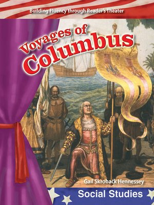 cover image of Voyages of Columbus