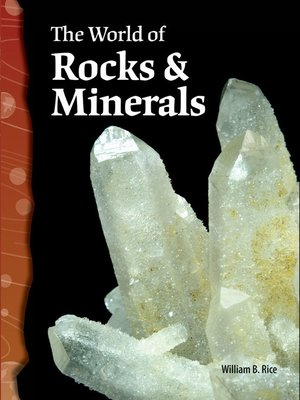 cover image of The World of Rocks & Minerals