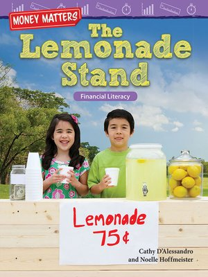 cover image of Money Matters The Lemonade Stand: Financial Literacy