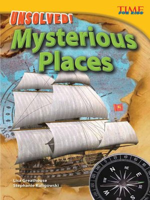 cover image of Unsolved! Mysterious Places