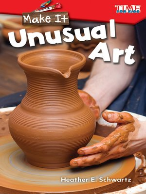 cover image of Make ItUnusual Art