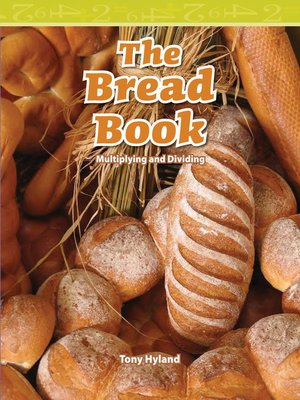 cover image of The Bread Book