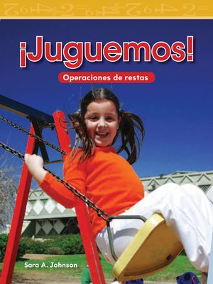 cover image of ¡Juguemos!