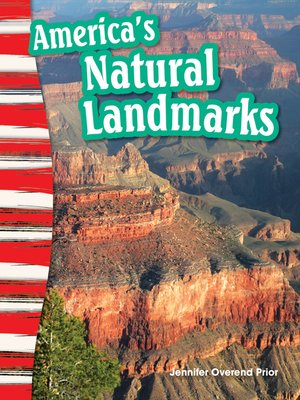 cover image of America's Natural Landmarks