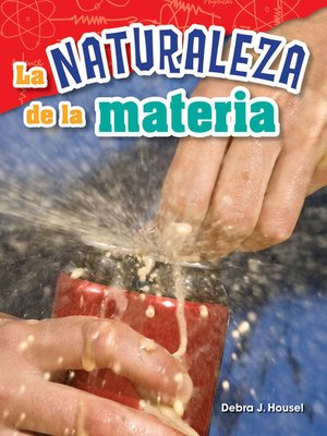cover image of La Naturaleza de la materia