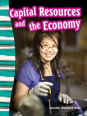 cover image of Capital Resources and the Economy