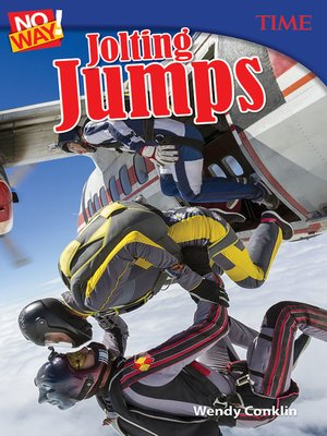 cover image of No Way! Jolting Jumps